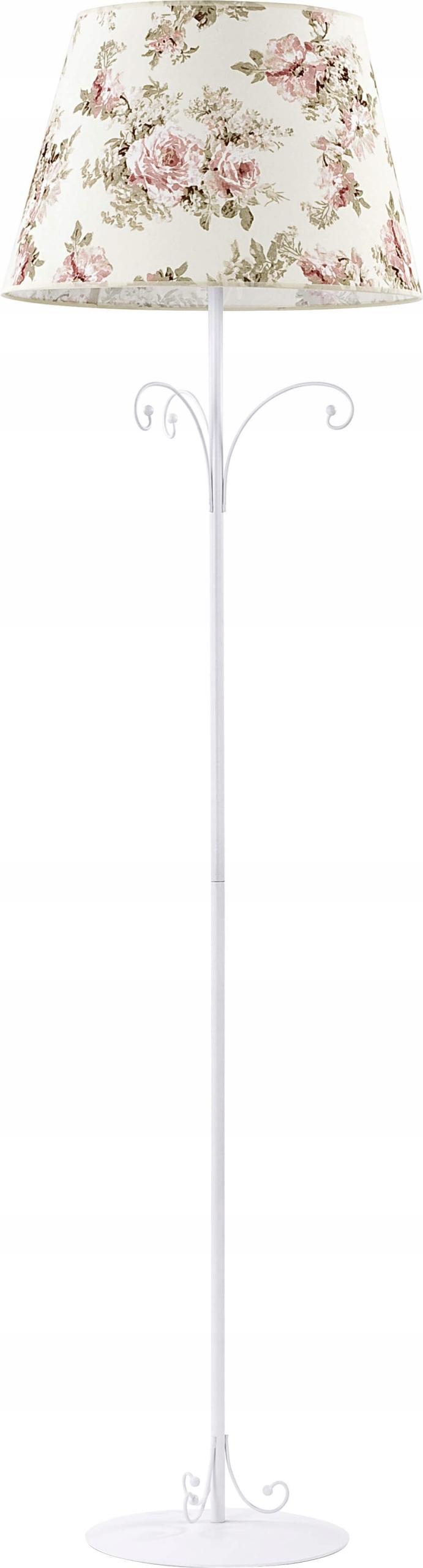 TK Osvetlenie podlahy lampa Rosa kvety 365