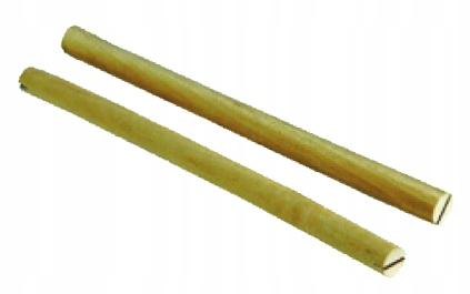 Деревянные столбы, палка, стержень для клетки, 2 шт. 30 см.