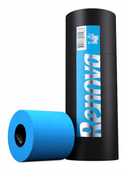 Туалетная бумага Renova Tube Blue 3 части