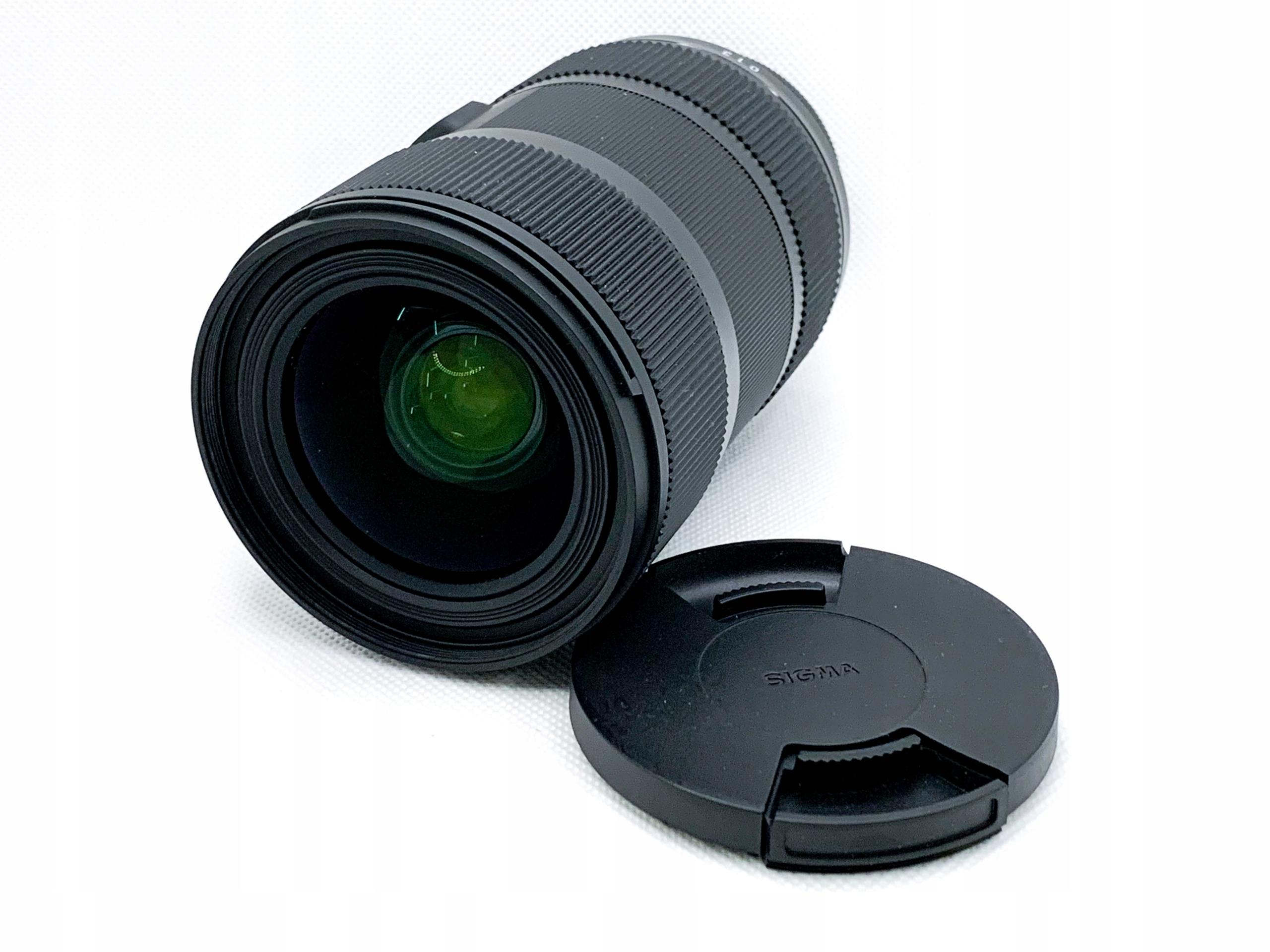 Купить Объектив Sigma 18-35 1: 1: 8 DC для Nikon на Otpravka - цены и фото - доставка из Польши и стран Европы в Украину.