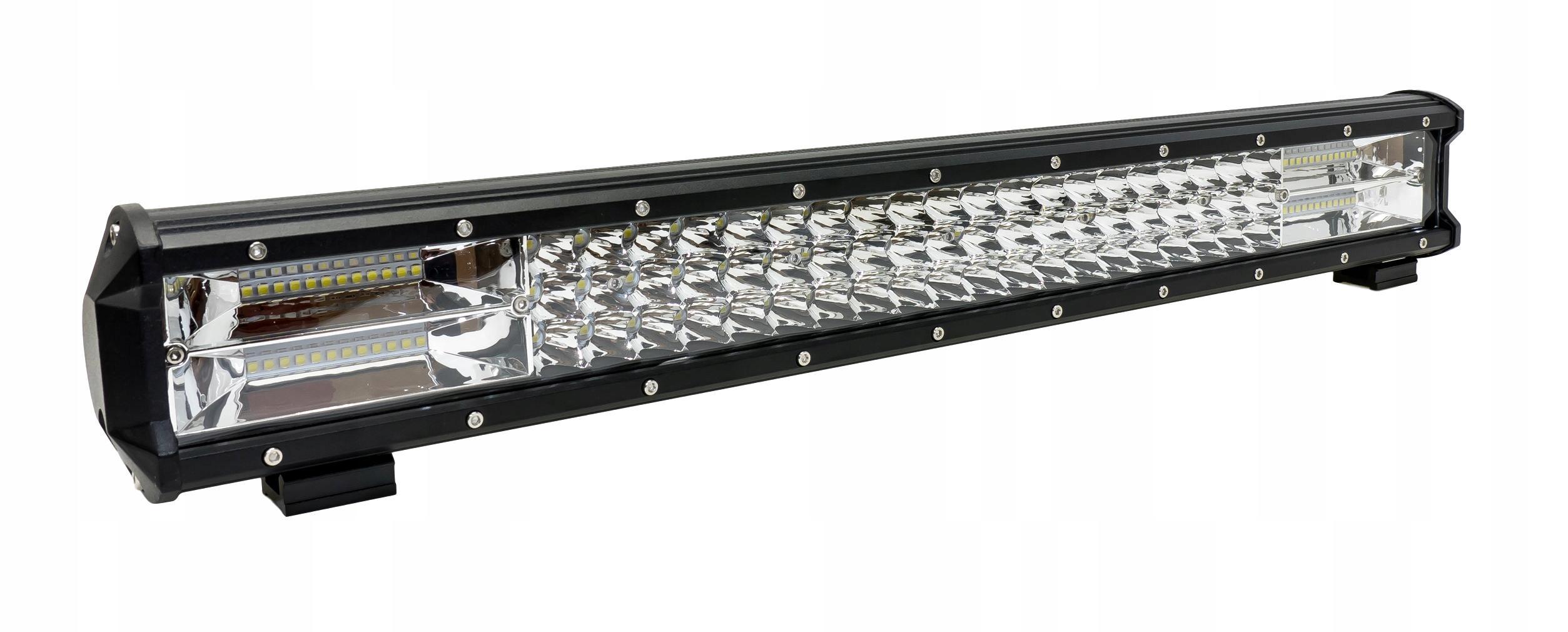 Lampa robocza halogen panel LED COMBO 324 W 59 cm