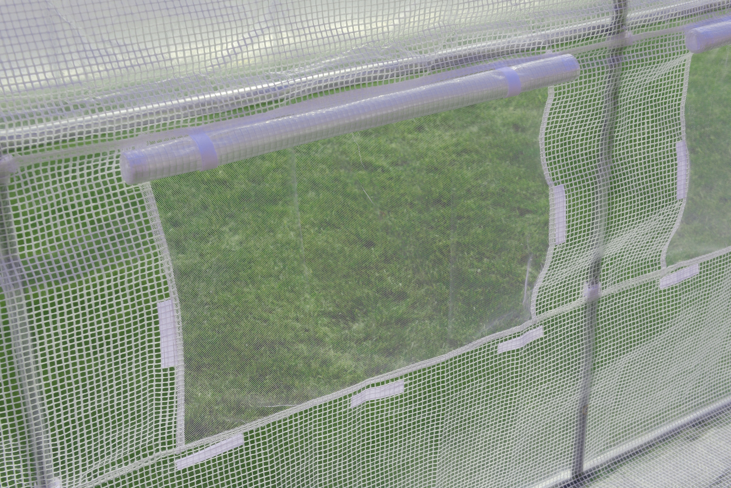TUNELOVÁ FÓLIA 3x2m Záhradníctvo 6m2 TUNELOVÁ FUNFIT Hmotnosť produktu s jednotkovým balením 2 kg