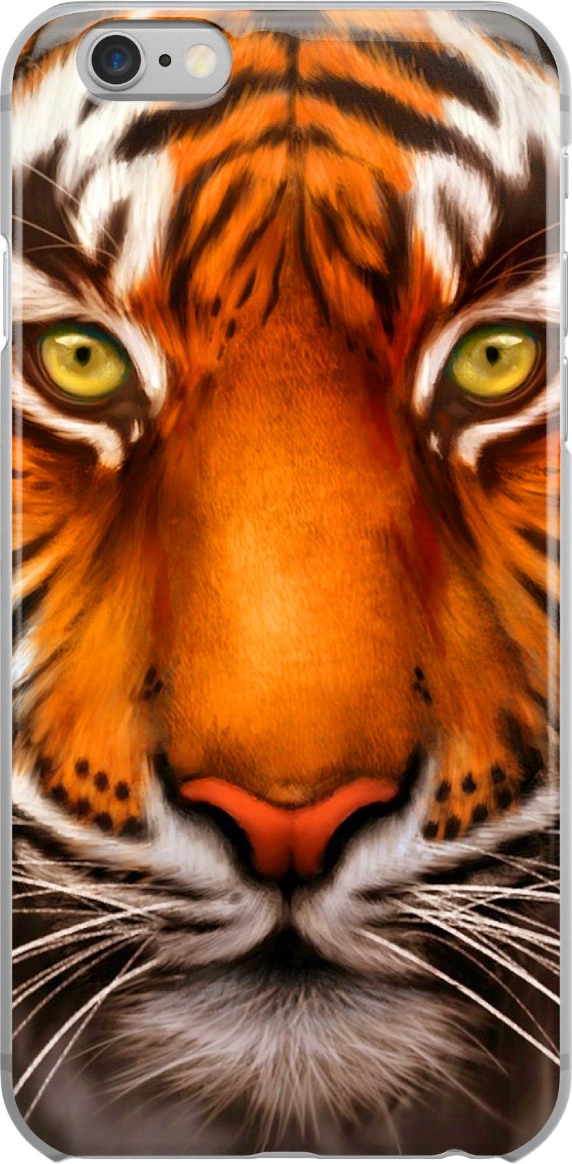 Etui Wzory Tygrys Lenovo A3600