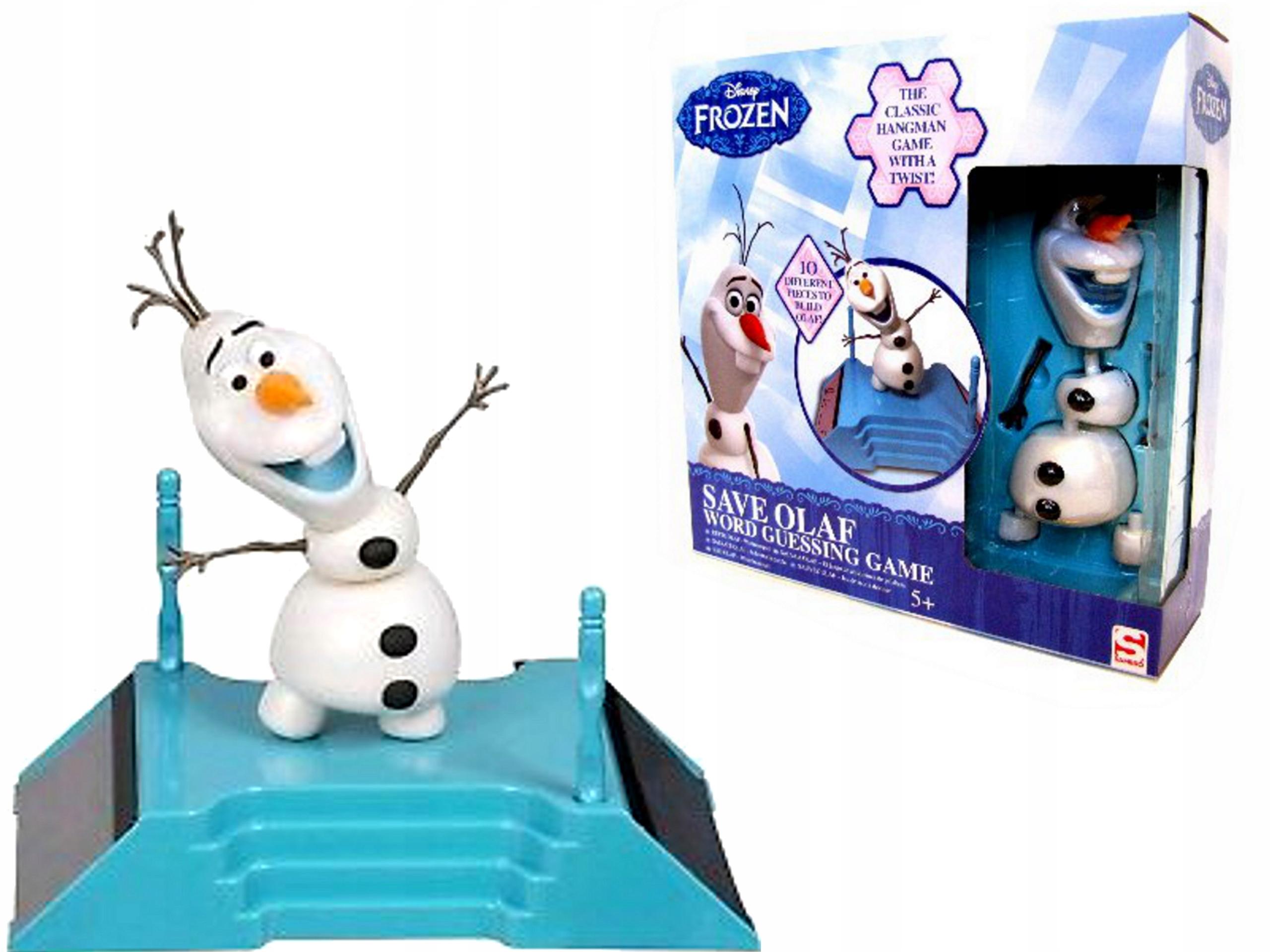 ULOŽTE tému OLAF GAME FROZEN OLAF B