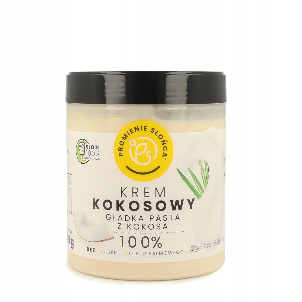 Кокосовая паста 500 г Кокосовое масло 100%