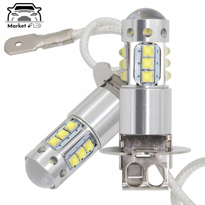 H3 - LED 50W Diody CREE! Żarówki Led Numer katalogowy części 25