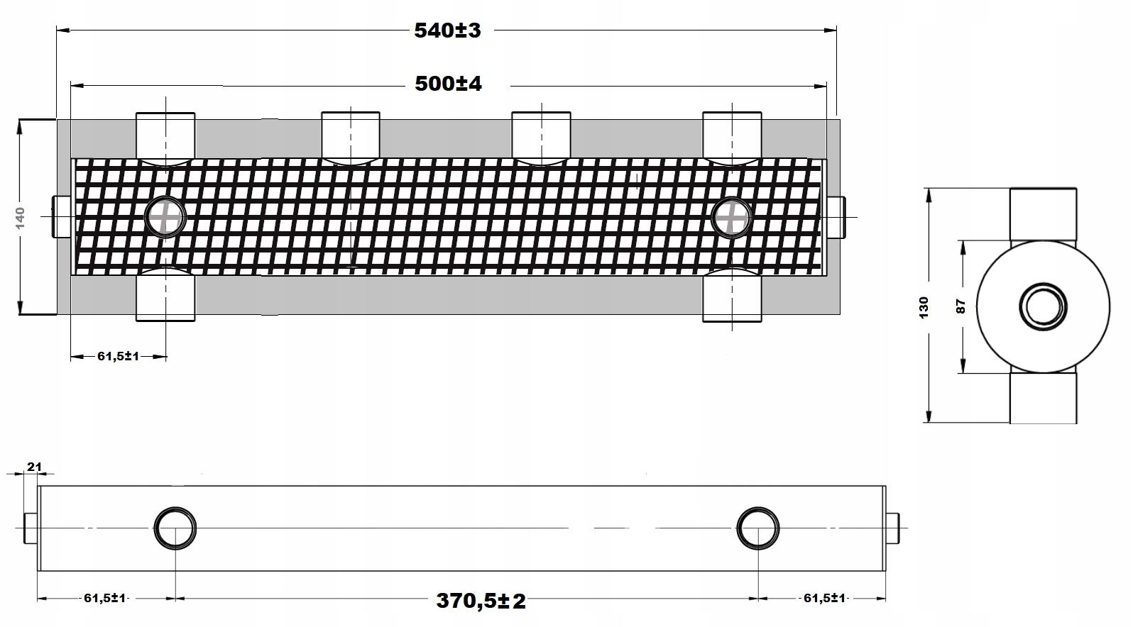 KOMPLETNE SPRZĘGŁO HYDRAULICZNE 2 OBIEGI Typ pieca dwufunkcyjny dwufunkcyjny z zasobnikiem cwu jednofunkcyjny inny