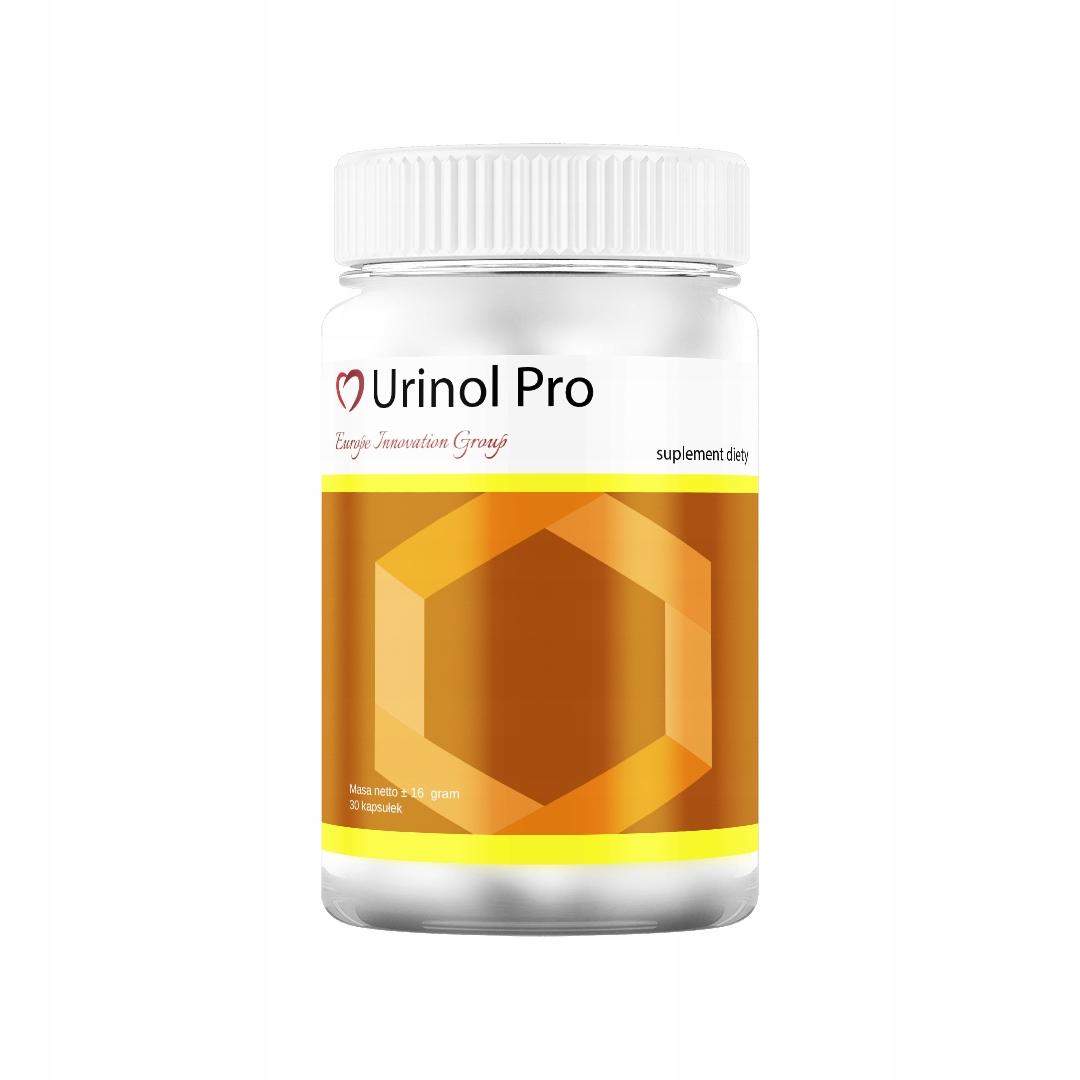 Urinol Pro – wsparcie układu moczowego 30 kaps.