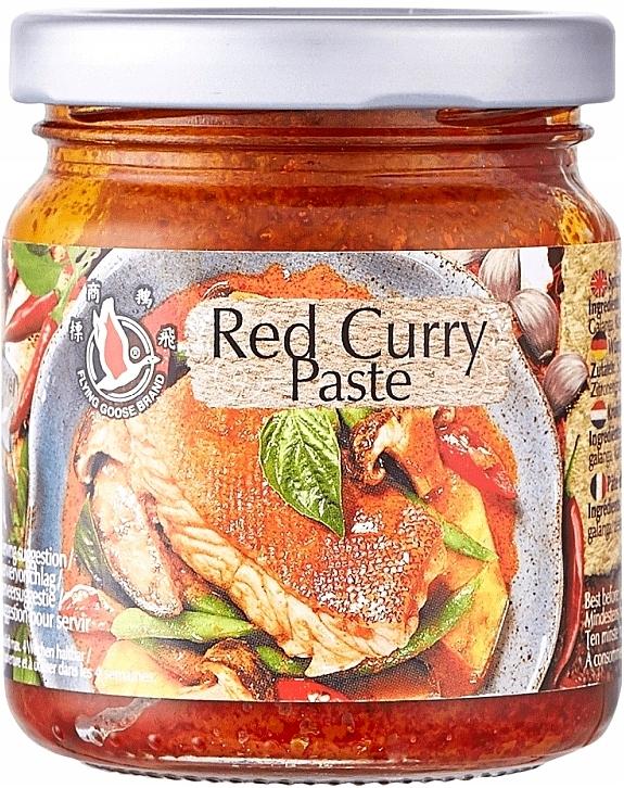 красная Глава паста Curry красное 195g Р