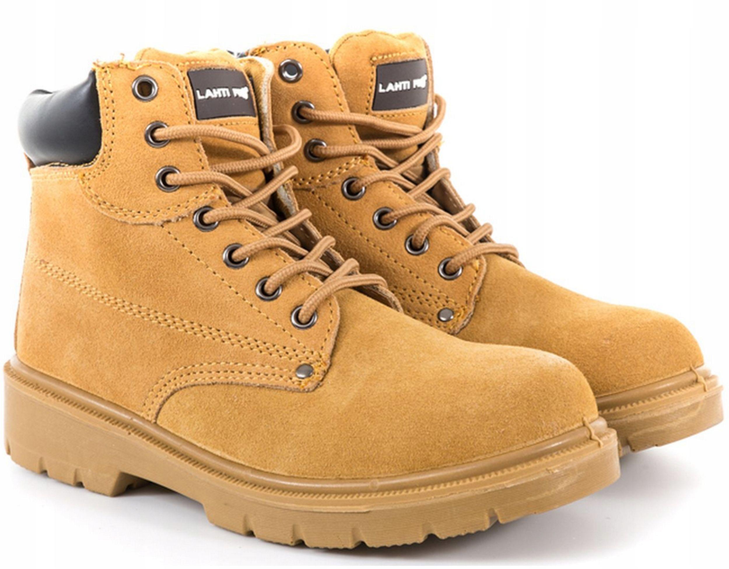LAHTI PRO Trzewiki buty robocze z podnoskiem r. 43