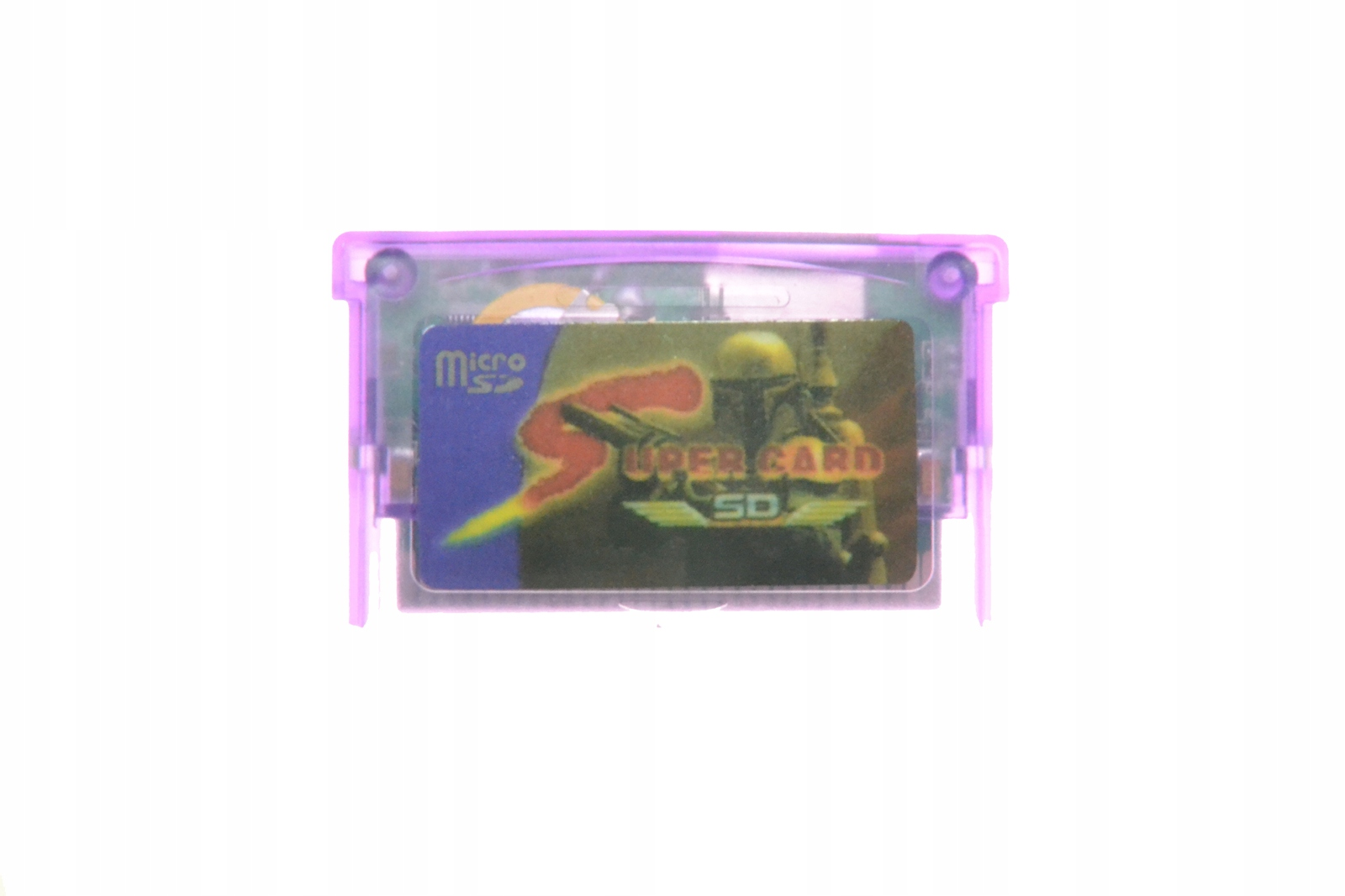 Item THE PROGRAMMER MICRO SD SUPERCARD GBA