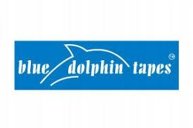 TAŚMA MALARSKA Blue Dolphin 10mm x 50m Marka Blue Dolphin