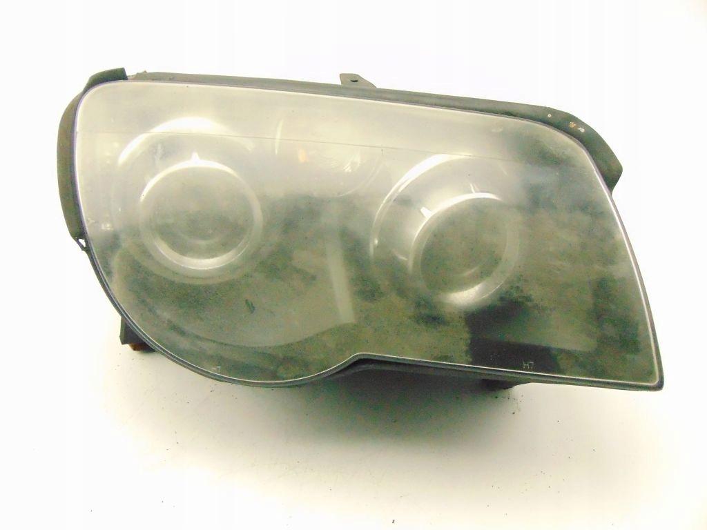 лампа правый вперед chrysler crossfire uk