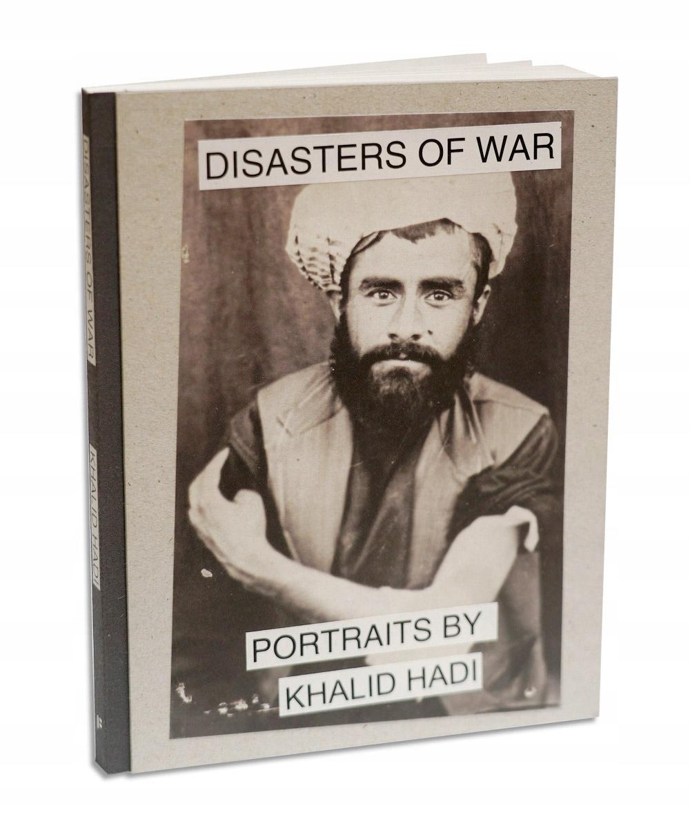 Katastrofy vojny - Portréty Khalid Hadi