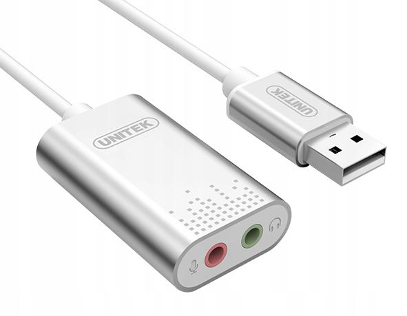 Купить Звуковая карта USB STEREO Y-247A на Otpravka - цены и фото - доставка из Польши и стран Европы в Украину.