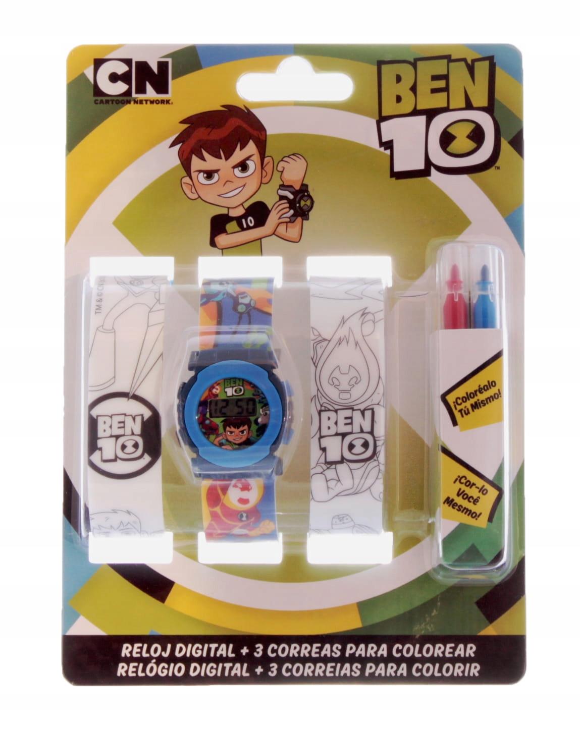 BEN 10 PREVÁDZKA LICENCIA na remienok na hodinky