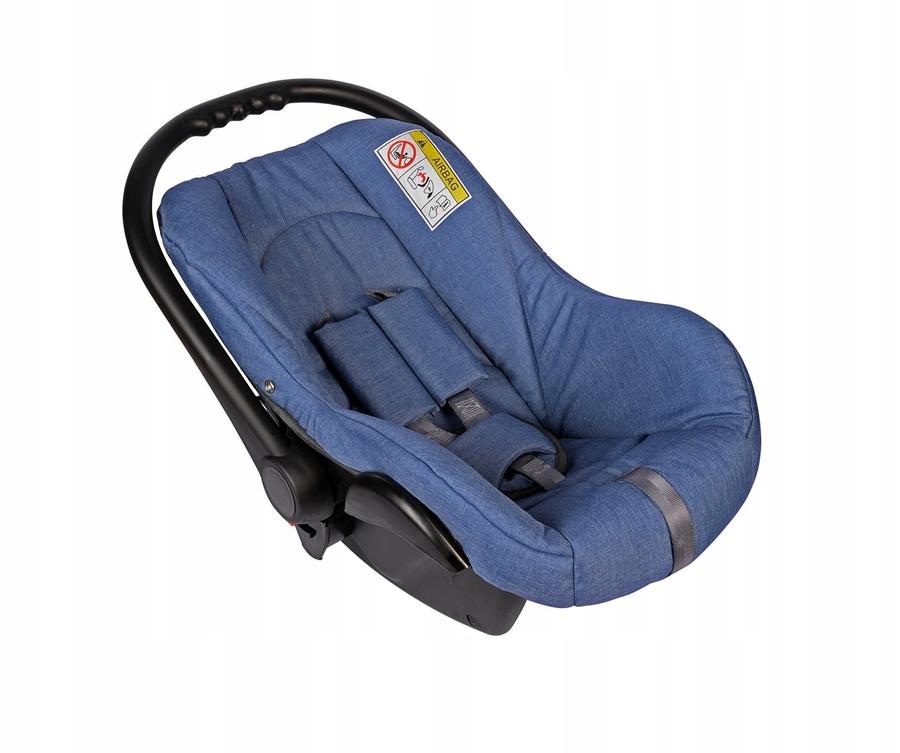 Fotelik samochodowy Neo 0-13 kg Seria Niebieski