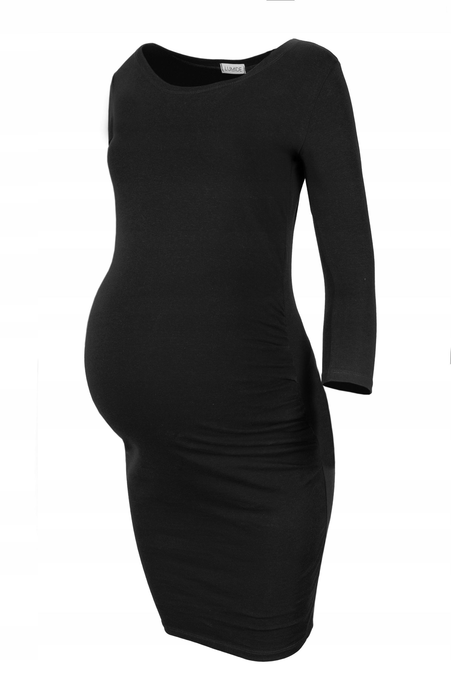 Хлопковое платье для беременных M / L LM334
