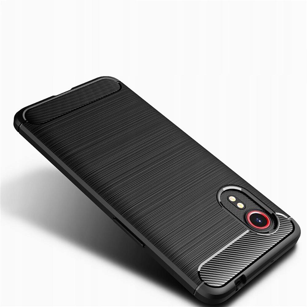 Etui Tpucarbon + Szkło do Samsung Galaxy Xcover 5 Załączone wyposażenie szkło hartowane