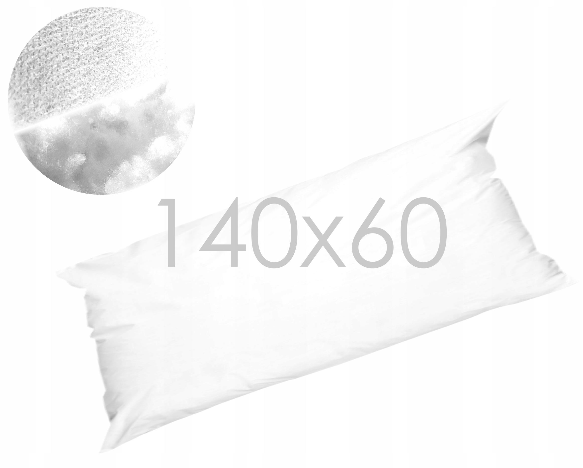 Poduszka 40x70 Standard wkład antyalergiczny wypełnienie do