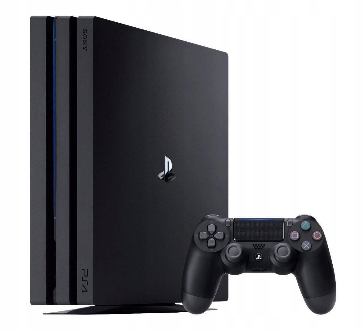 PS4 PLAYSTATION 4 PRO 1000GB 1TB 4K + PAD -KOMPLET