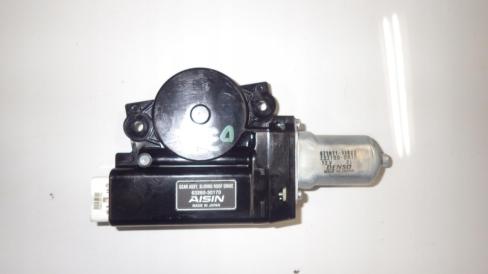 двигатель люка lexus gs 300 gs350 -05