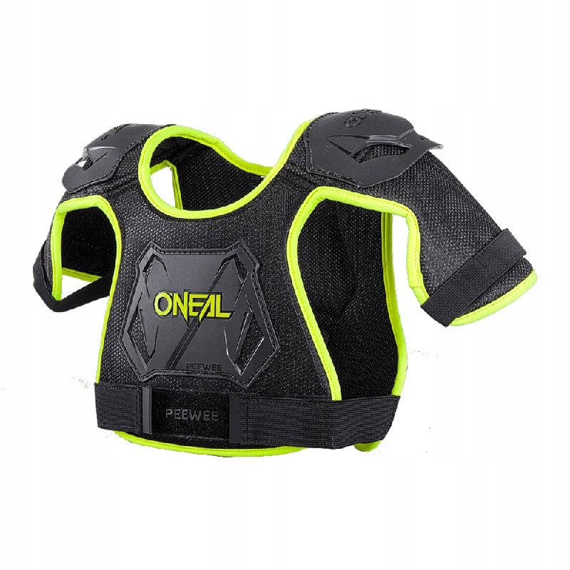 Rowerowy ochraniacz buzer O'neal PeeWee Neon M/L