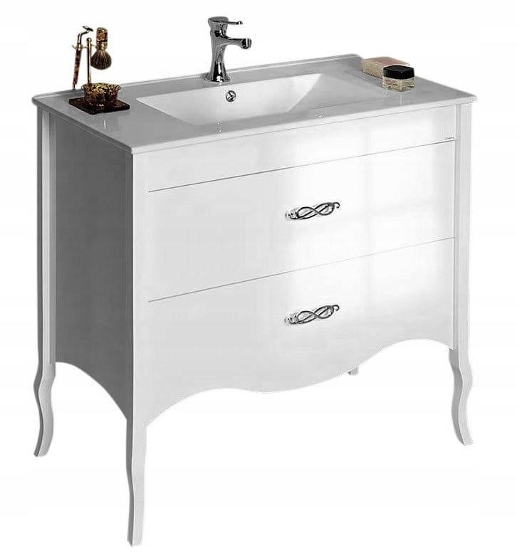 Podstavec vaňa umývadlo, RETRO 75x85x45 cm