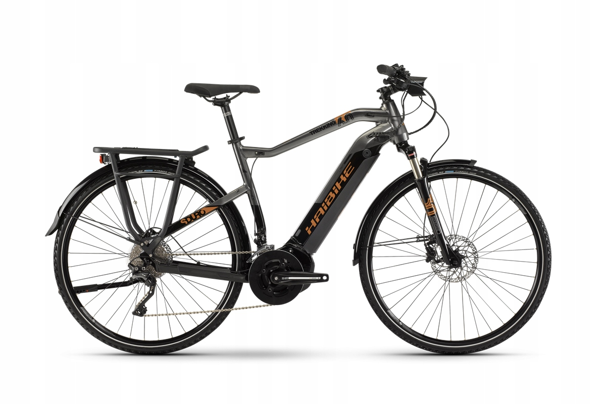 Elektrický bicykel Haibike SDURO Turistiku 6.0 S-ka