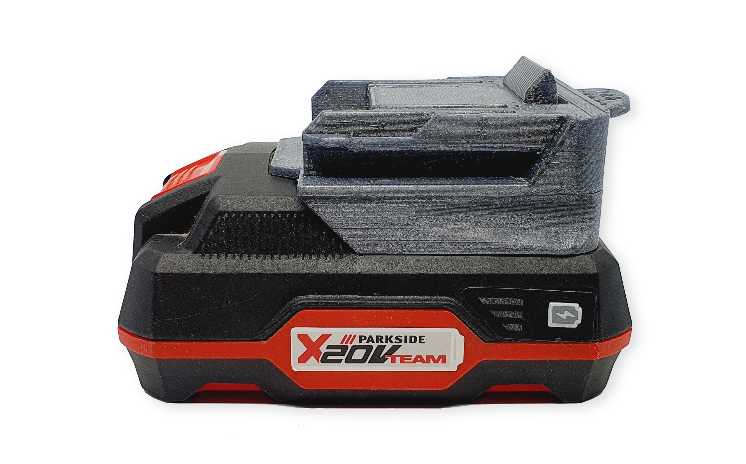 Batériový adaptér Parkside x20V pre zariadenia Makita