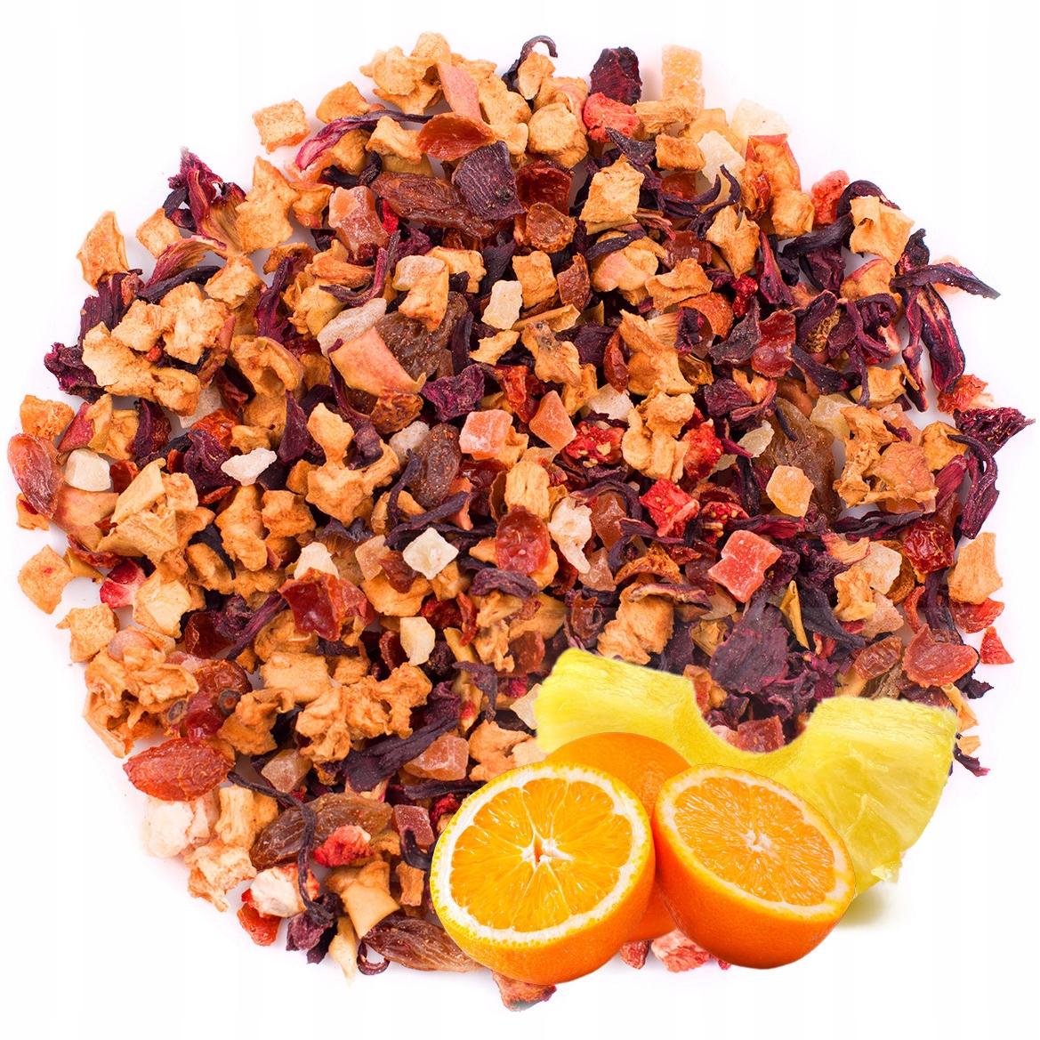 GRANDMAN MANIEK чай фруктовый сушеный 50г