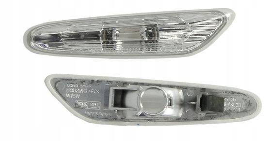 фонарь указателя поворота зеркала bmw 1 e87 e81 e82 левый
