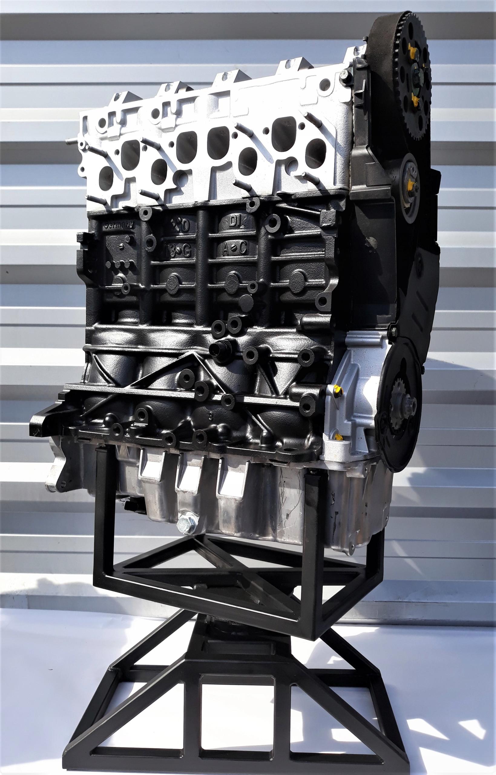 Двигатель BRT 8V 2.0 140KM VW SHARAN SEAT ALHAMBRA