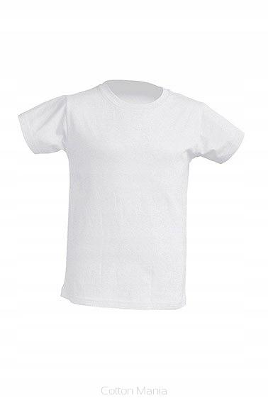 Купить T-Shirt Koszulka dziecięca na w-f Biała XL на Otpravka - цены и фото - доставка из Польши и стран Европы в Украину.