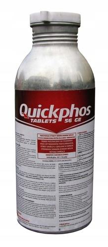 таблетки Яд, Средство от кротов QUICKPHOS 1кг