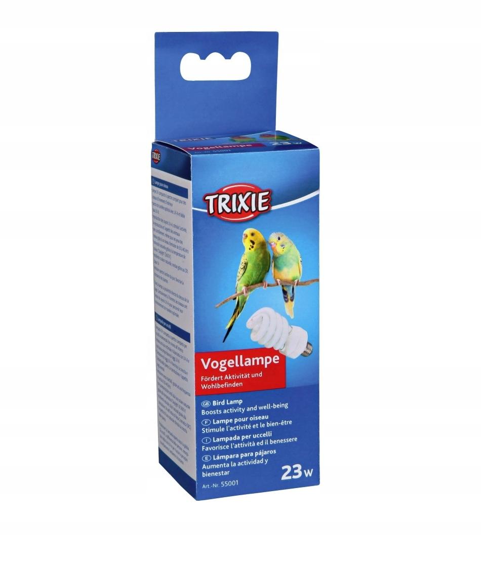 Лампочка для птиц 23W Trixie TX-55001 lighting