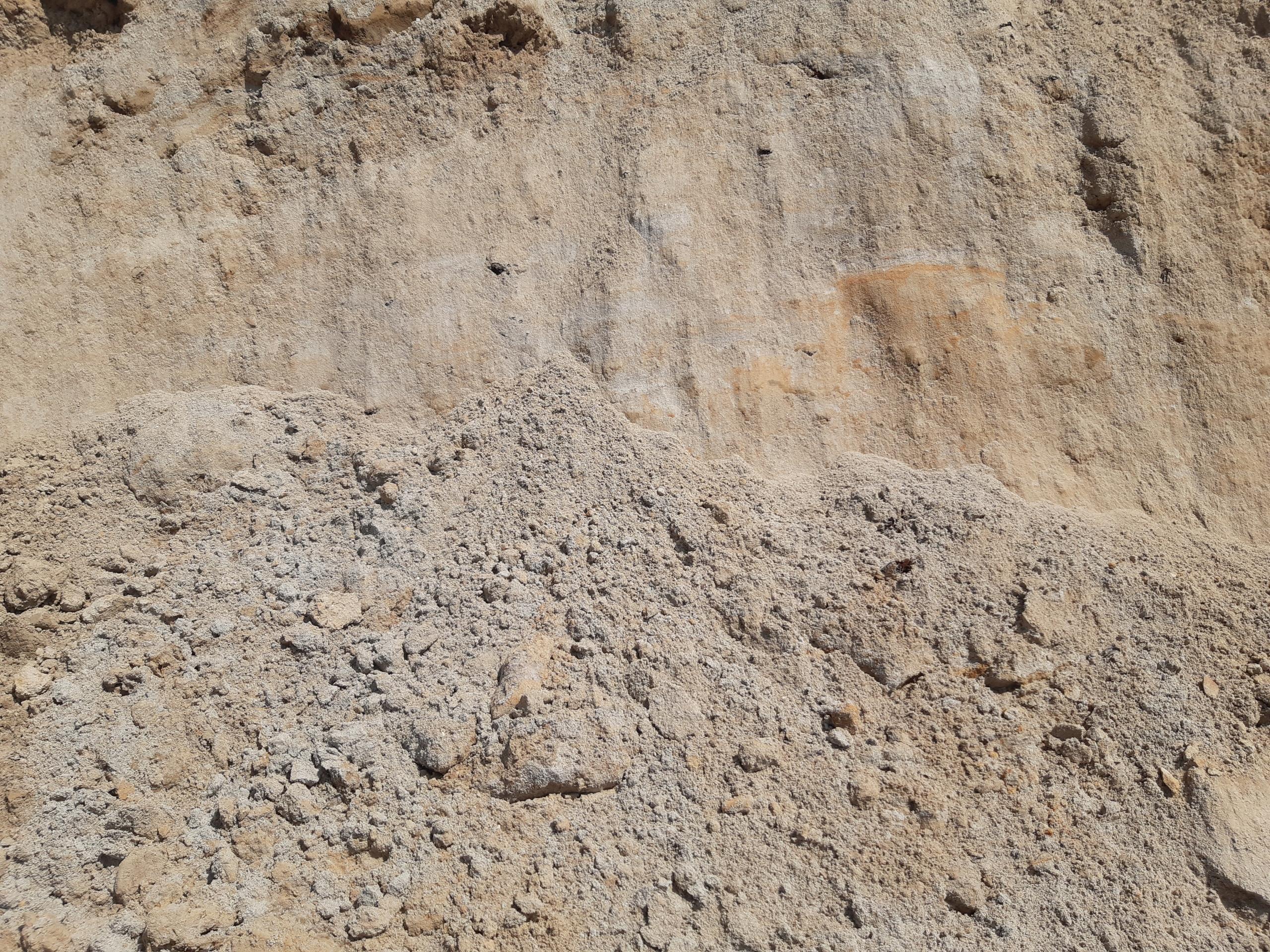 Piasek kopany, zasypkowy, na fundamenty