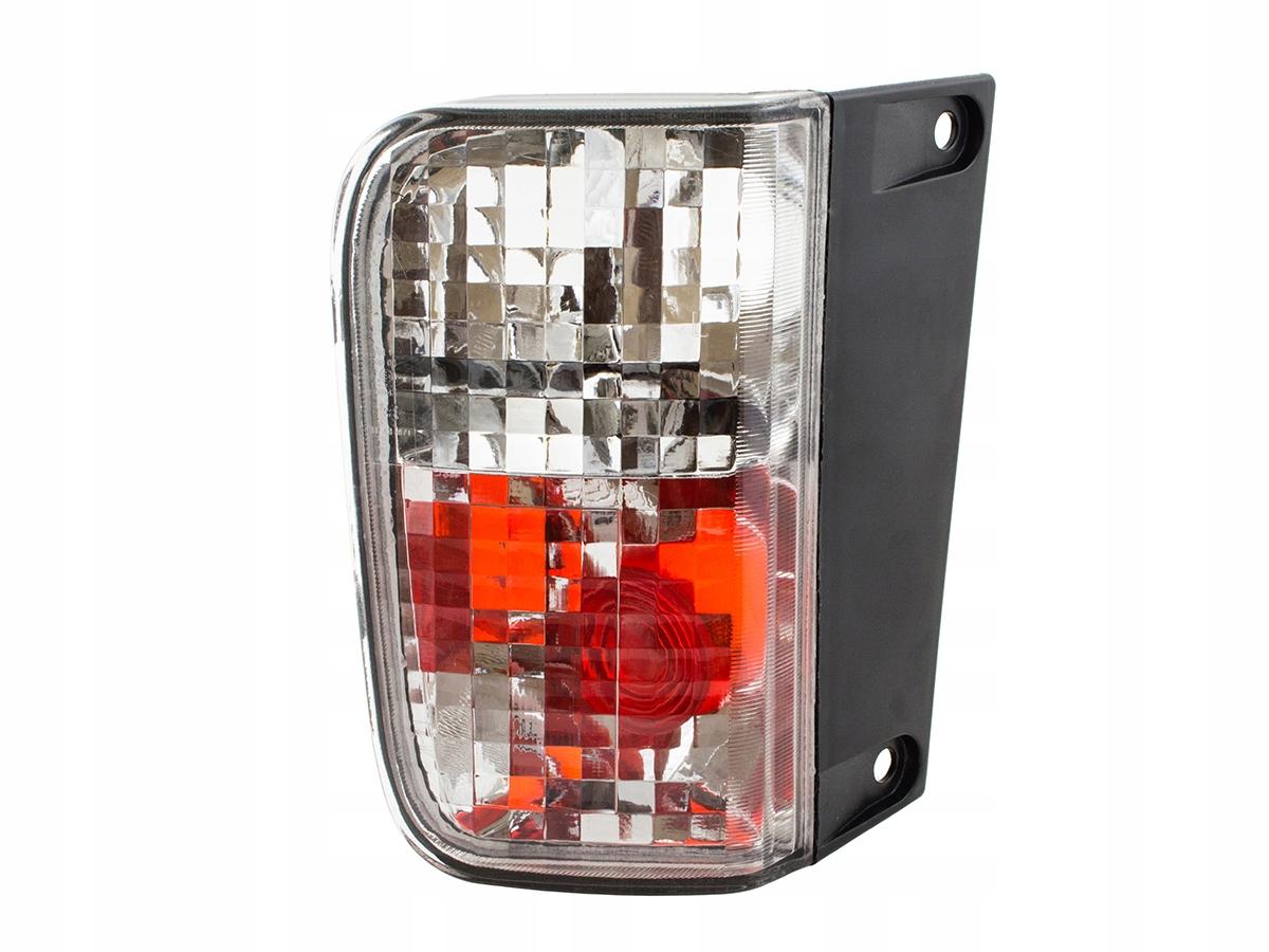 лампа сзади l к renault попасть opel vivaro lift 07-