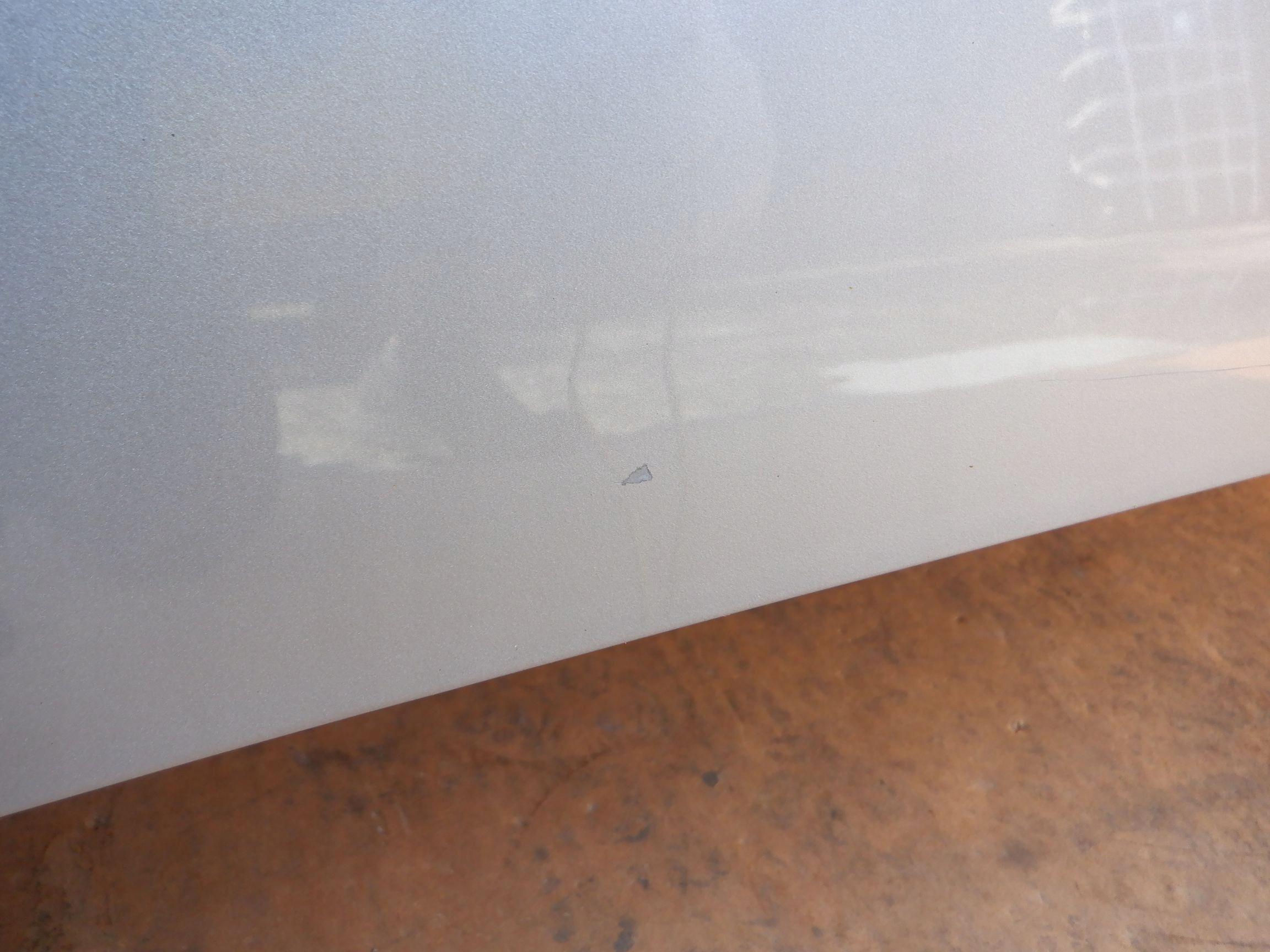 капот hood ford edge рестайлінг 2019 mondust silver, фото