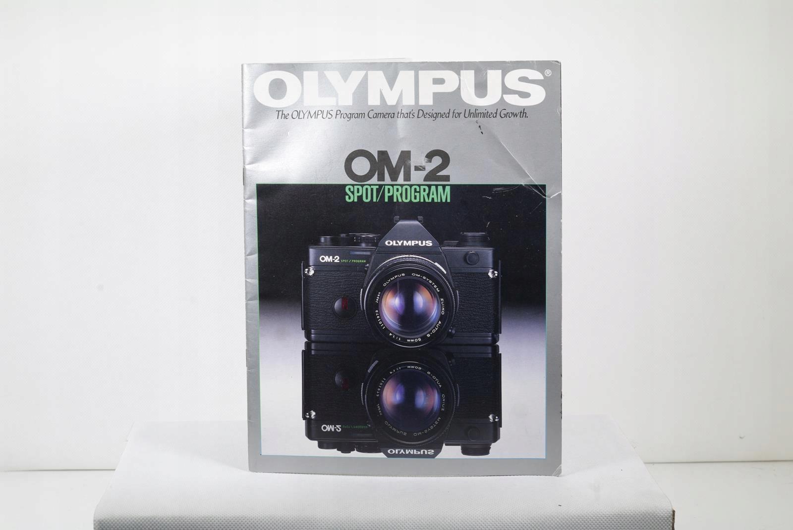Factory OLYMPUS OM-2 SPOT / PROGRAM