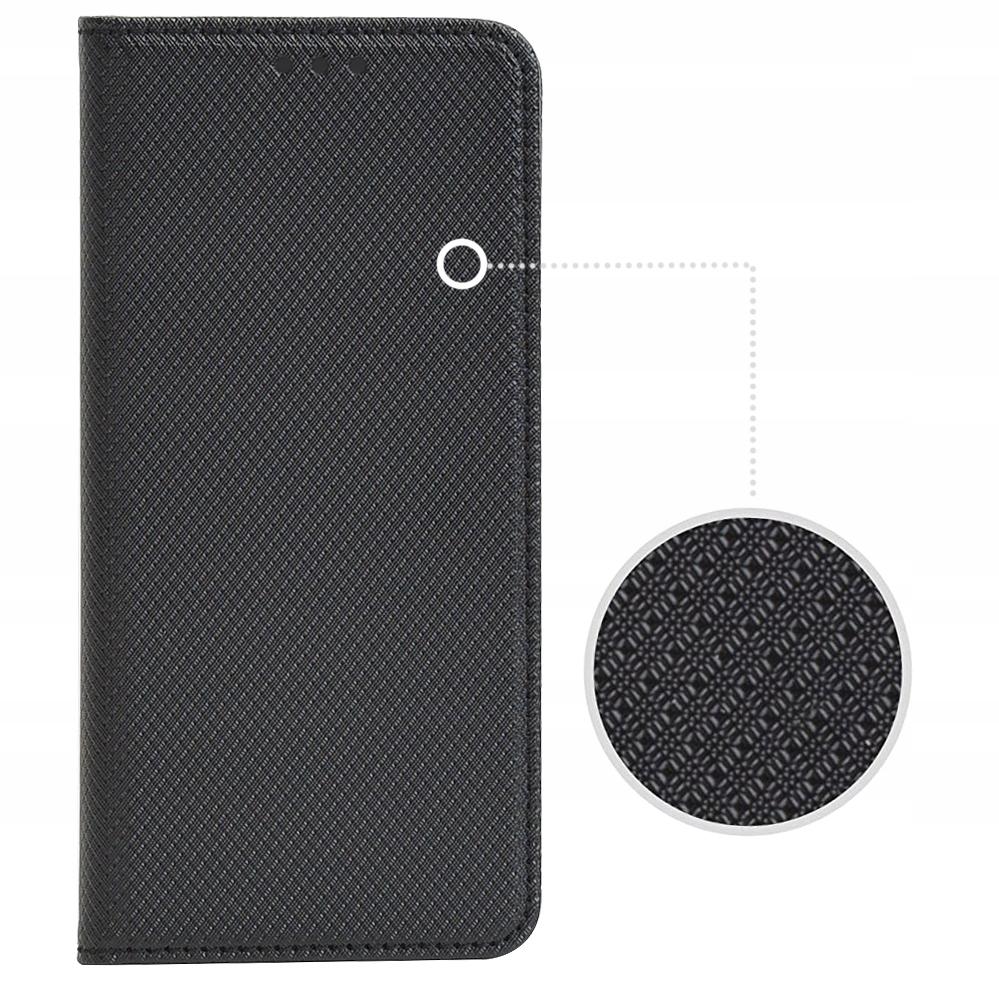 Etui do Samsung Galaxy A12 Case Magnet + Szkło 9H Dedykowany model Samsung Galaxy A12