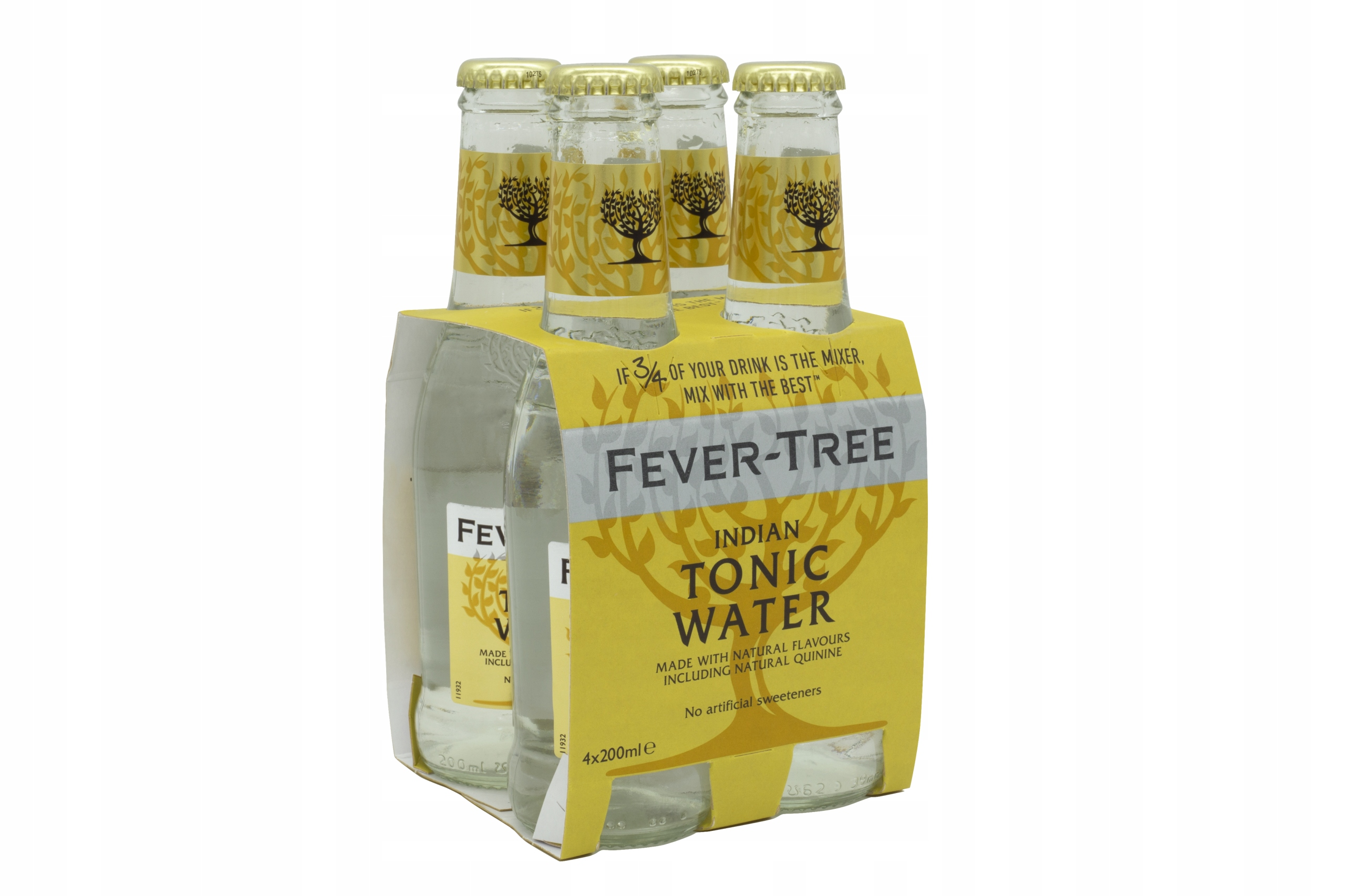 FEVER TREE TONIC Indian Water 200 ml x 4 szt.