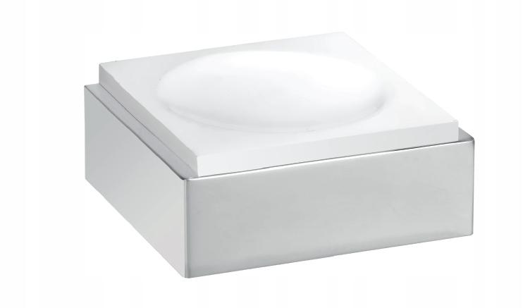 BEMETA 145508312 GAMMA závesná mydelnička, biela