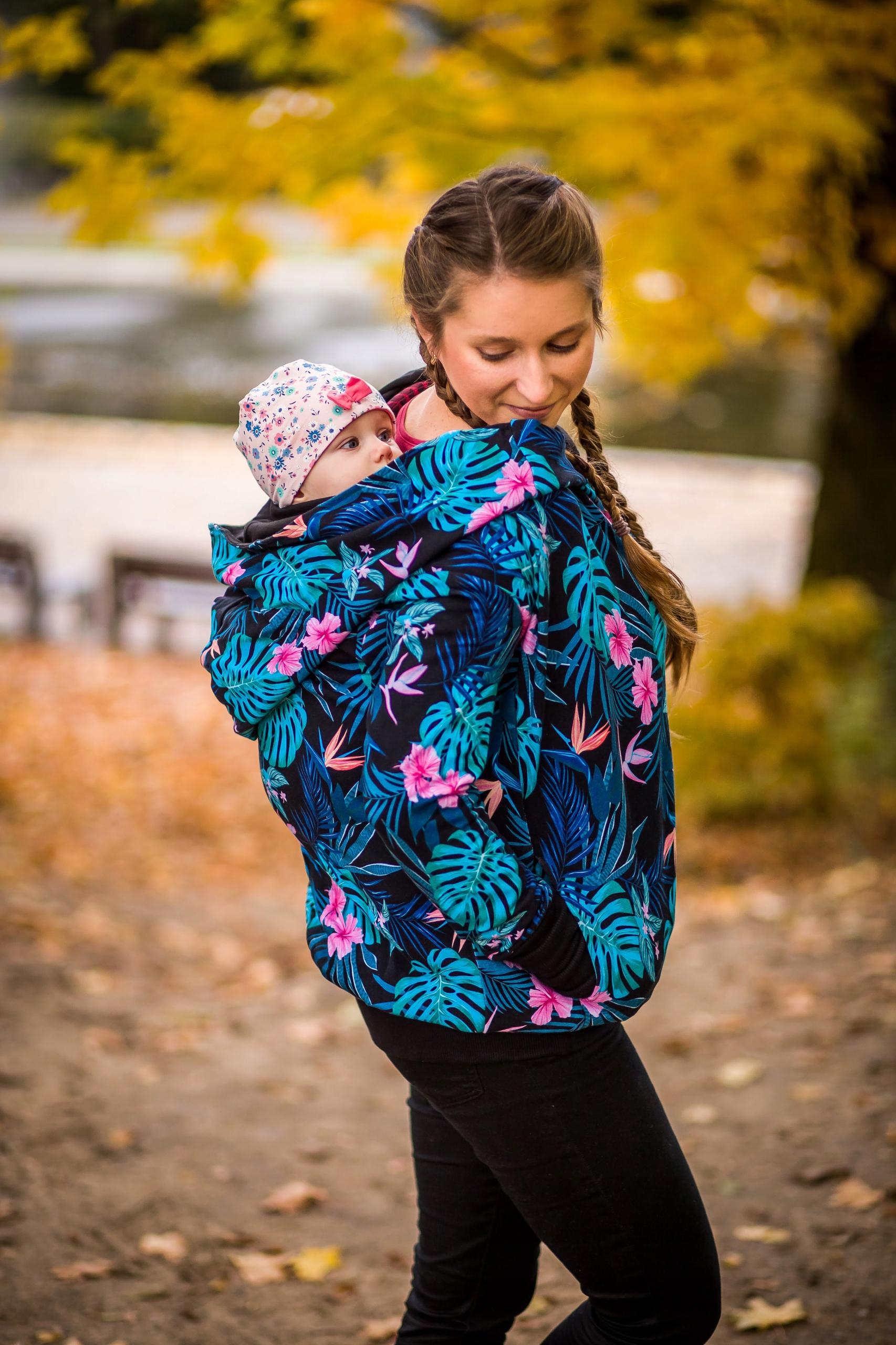 Купить Bluza do noszenia dziecka w chuście/nosidle XL42 на Otpravka - цены и фото - доставка из Польши и стран Европы в Украину.