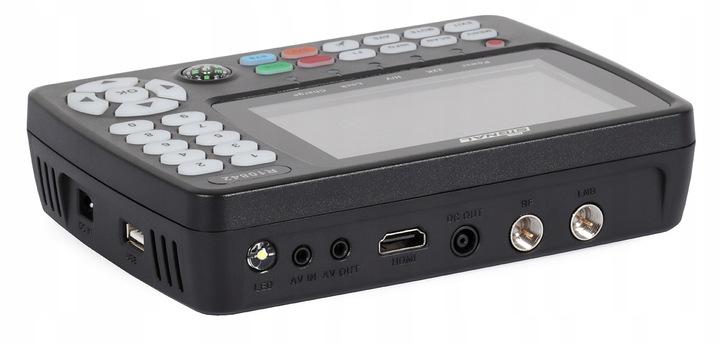 Miernik sygnału DVB-T/T2/C DVB-S/S2 ST-5150 SIGNAL Marka Inna