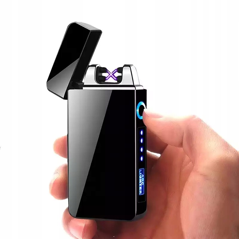 Item Lighter Plasma USB Controlled Touch