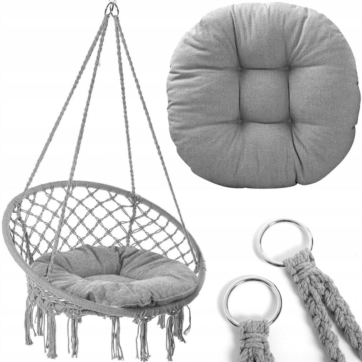 Подвесное кресло качели гамак аист гнездо