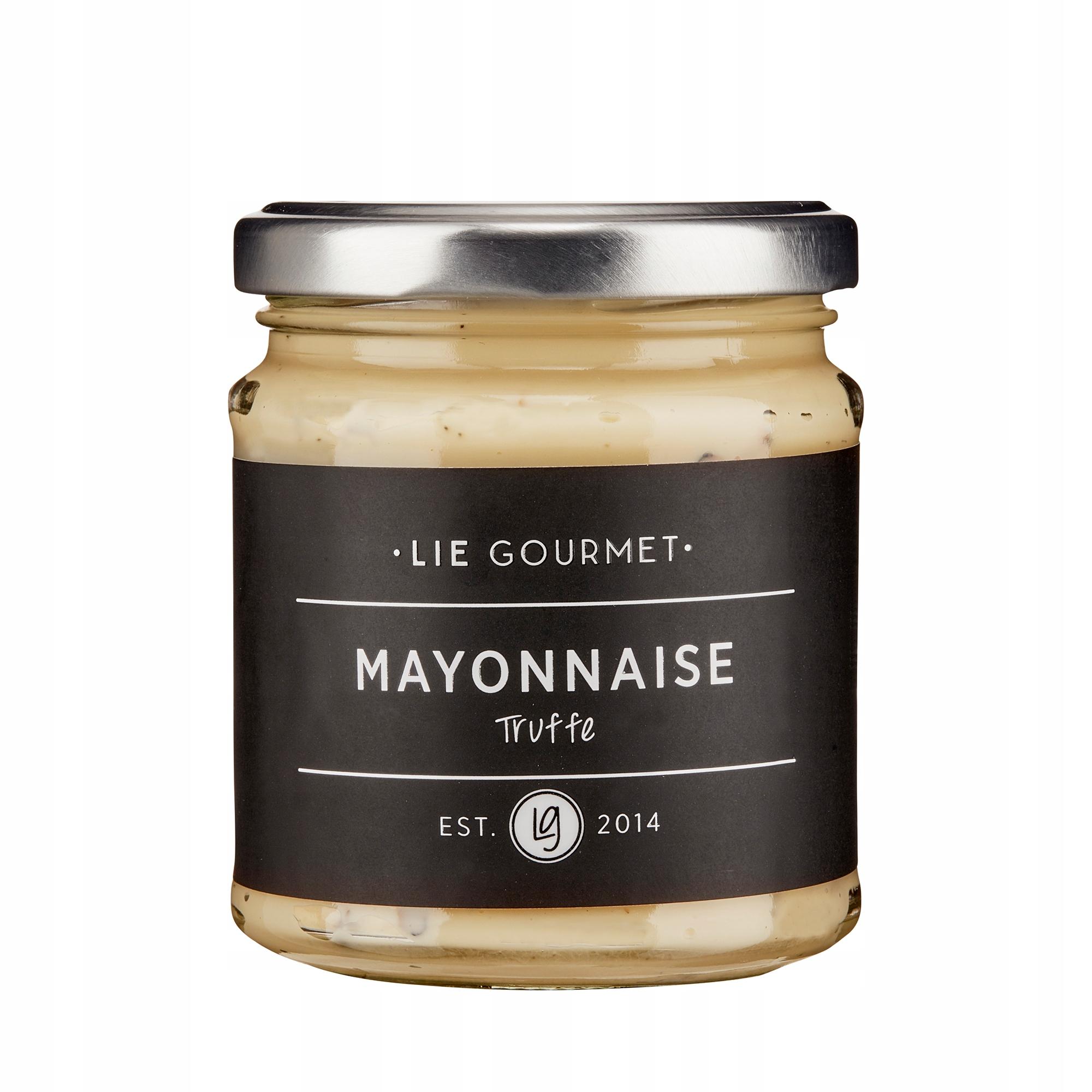 Luksusowy Majonez Truflowy LIE Gourmet