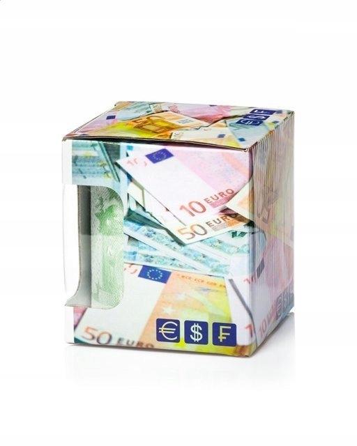 Туалетная бумага 500 евро XL