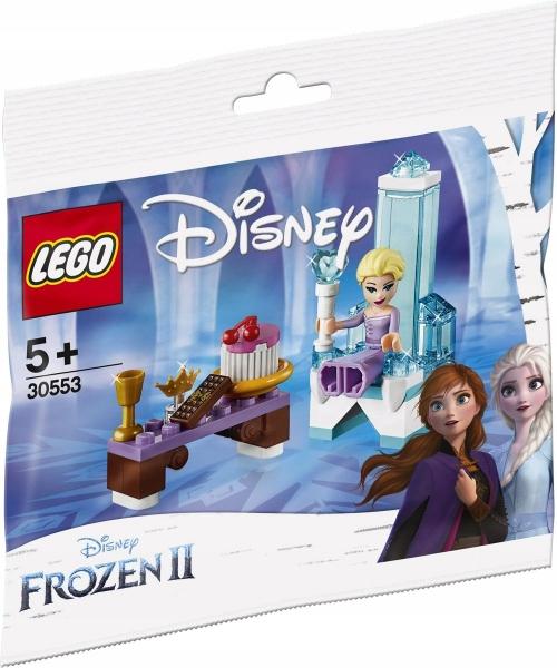 LEGO Frozen 30553 Disney Frozen Elsin trón
